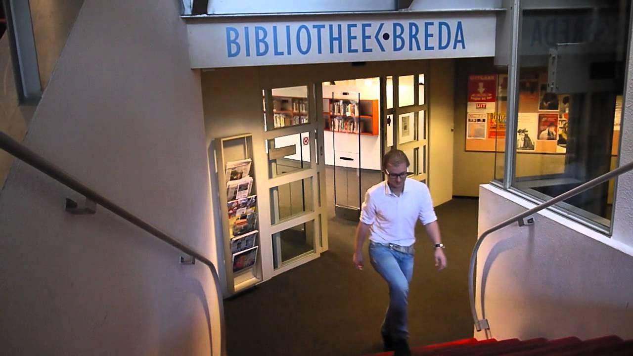 De bibliotheek anno 2014 nhtv filmfestival 39 14 youtube - Idee bibliotheek ...