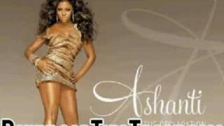 Watch Ashanti Things You Make Me Do video