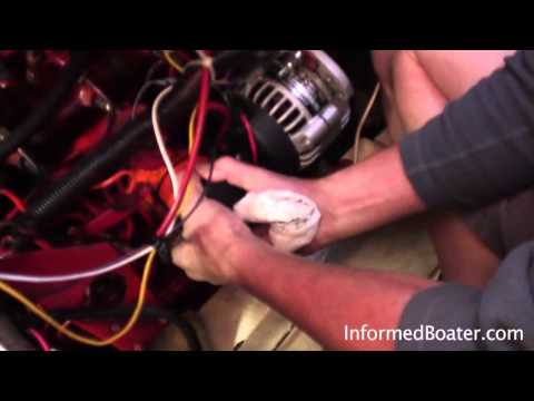 How To Winterize your Marine Engine with an Oil Change - Canadian Yachting's How-To with Rob MacLeod