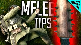Battlefield 1 Melee Gameplay & Tips - Kill Zone Explained