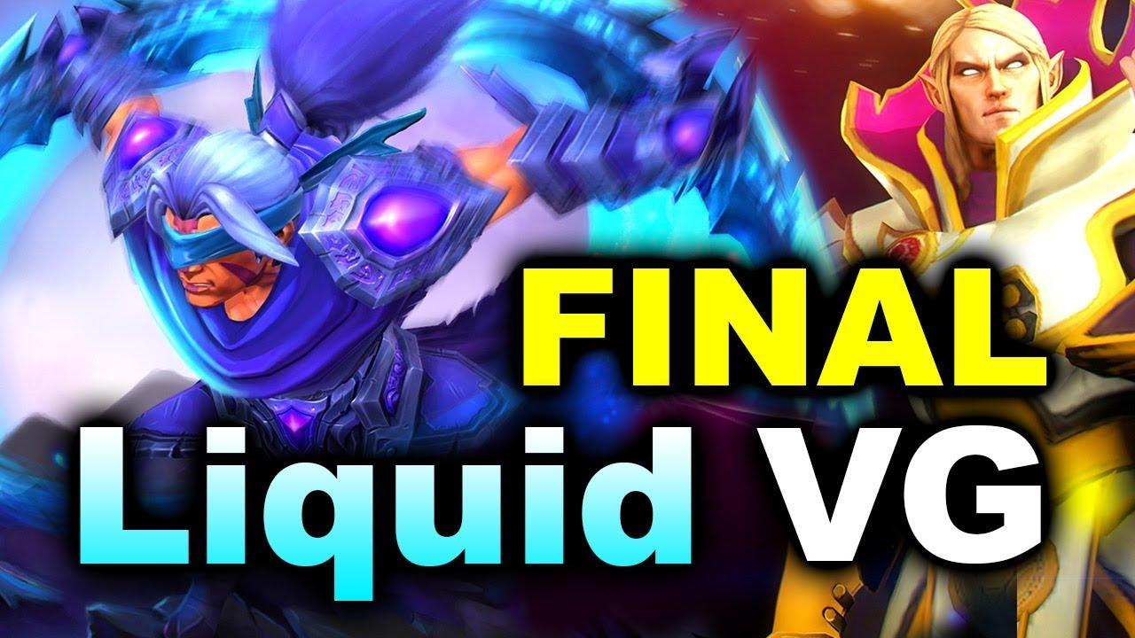 LIQUID vs Vici Gaming - GRAND FINAL - AMD SAPPHIRE DotaPIT DOTA 2