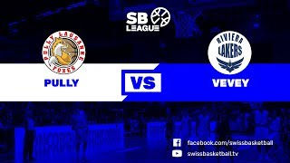 SB League - Day 4: PULLY vs LAKERS