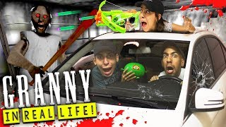download musica Granny Horror Game in Real Life *NEW UPDATE* GARAGE AND CAR