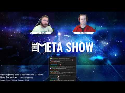 EVE Online News: The MetaShow with Laz and Mittani