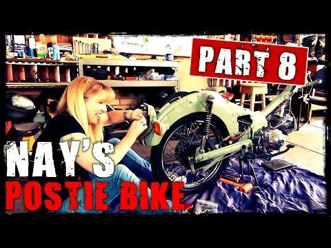 Nays Postie Bike Part 8