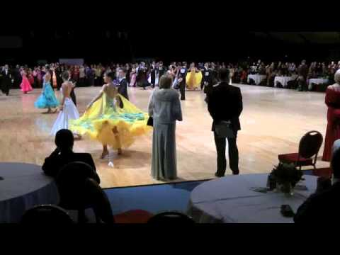 2010 WDC AL World Championship - Youth U19 Ballroom - Round 1