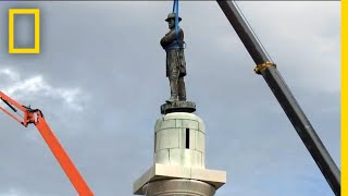 New Orleans Mayor Mitch Landrieu On Why Confederate Monuments were Taken Down | National Geographic
