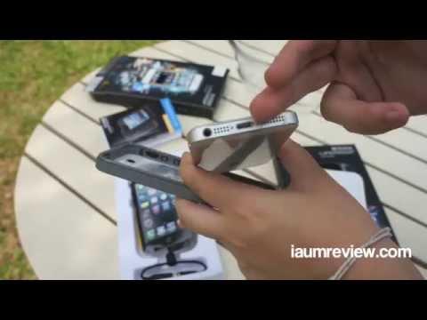 รีวิว LifeProof for iPhone5 :: สงกรานต์นี้ ลุยน้ำให้สบายใจกับเคสกันน้ำ