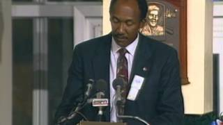 Ferguson Jenkins 1991 Hall of Fame Induction Speech