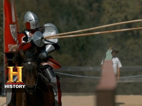 Full Metal Jousting - Dangers of Jousting