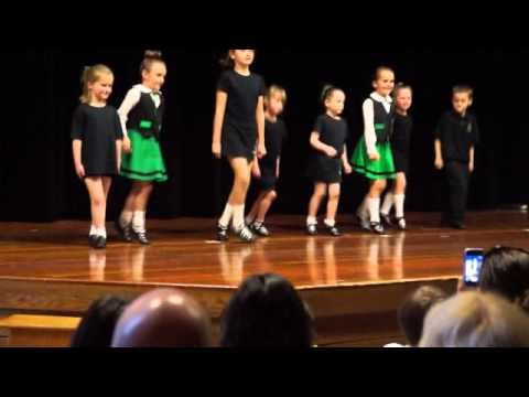 Irish Dance Recital Spring 2013