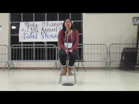 MTHS Poly Ohana 10th Annual TSC - Janelle Lee