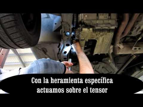 2013 Sustitución Correa Accesorios A140  IES Salesianos Alcoi