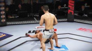 EA SPORTS™ UFC® 3 Cejudo vs Nguyen