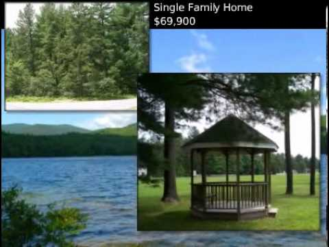 $69,900 Single Family Home, Ossipee, NH