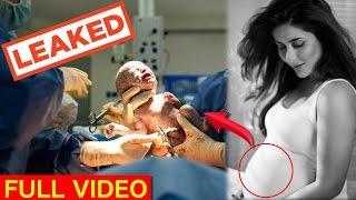 Pregnant Kareena Kapoor Khan C-section for baby delivery | Kareena Kapoor baby birth Full video HD