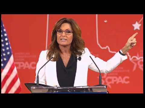 Sarah Palin CPAC 2015 Full Speech. Palin Talks PTSD and Veterans