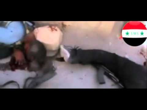 [13/7/2012] Hama, Syria: Terrorists try to rampage through a town, meet Syrian army 18+
