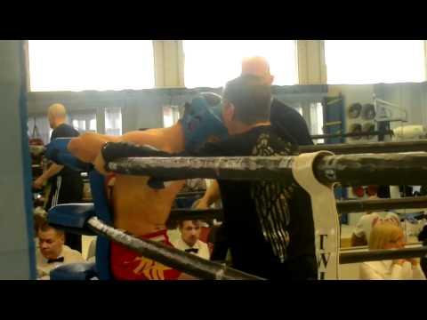 Almedin vs Henrik GB GYM Helsinki Open 31.03.12 (HD)