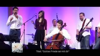 lied gottes friede sei mit dir von hans joachim eckstein live konzert mitschnitt