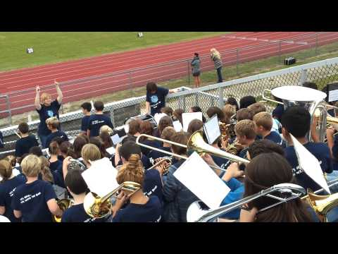 "First Flight Middle School Band - ""Rock & Roll Part 2"""