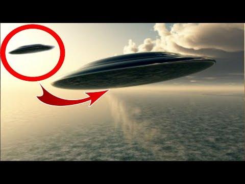 Реальные НЛО Снятые В Отличном Качестве На Камеру (часть 3)