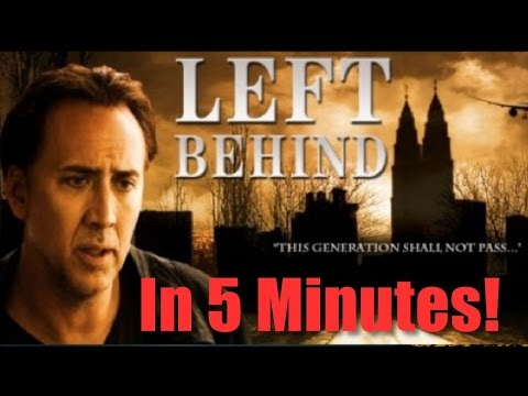 Nicolas Cage Gets Left Behind (In 5 Minutes)