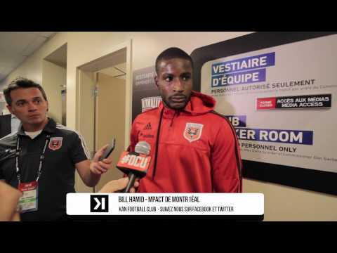 Montreal Impact 0-1 Dc United : Post Match Press Conference Bill Hamid