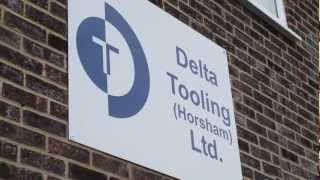 VISI 5-axis machining with Delta Tooling