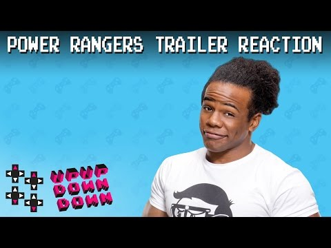 Austin Creed breaks down the new Power Rangers movie trailer! - Expansion Pack
