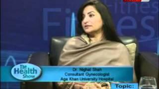 ''The Health Show'' Topic : PREGNANCY Part-3 (29 DEC 11) Health tv.mpg
