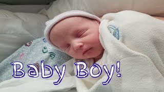 New Baby Boy @ Essential Mountain Homestead family channel