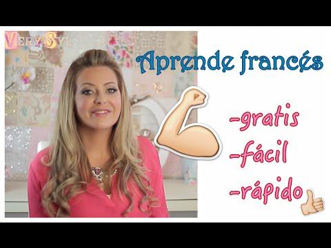 Aprender FRANCÉS fácil y rápido 🇫🇷 1º lección: el alfabeto