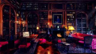 Library Room ASMR Ambience