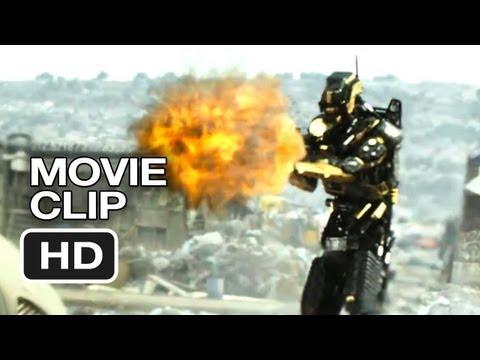 Elysium Movie CLIP – The Heist (2013) – Matt Damon Sci-Fi Movie HD