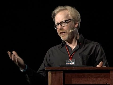 MythBusters  Adam Savage on Problem Solving: How I Do It