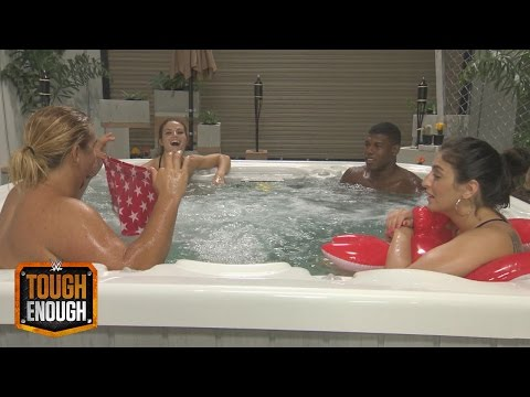 Hot and steamy: WWE Tough Enough, June 23, 2015
