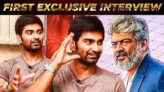 I Want to Play Villain for AJITH – Actor Atharvaa Murali Opens Up