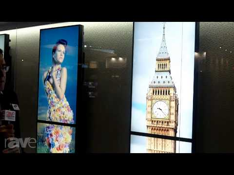 InfoComm 2013: Samsung Shows its SL46B Displays