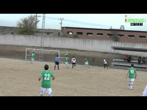 FUTBOL C.F.RAYO 1-3 SPORTING DE GALVEZ 2014-15