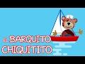 Traposo y el barquito chiquitito | Canción infantil