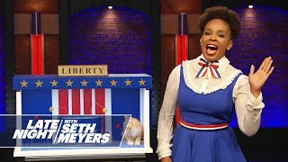 Amber Ruffin Wants You to Vote or Else