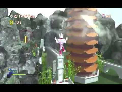 Sonic Generations: SFR Blaze in Dragon Road