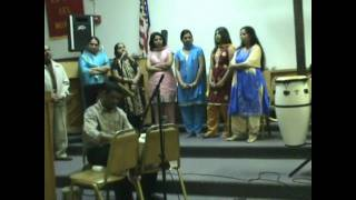Indian Christian Gospel Concert at Brooklyn, NY Church with Singer Thomas Puthoor 2008