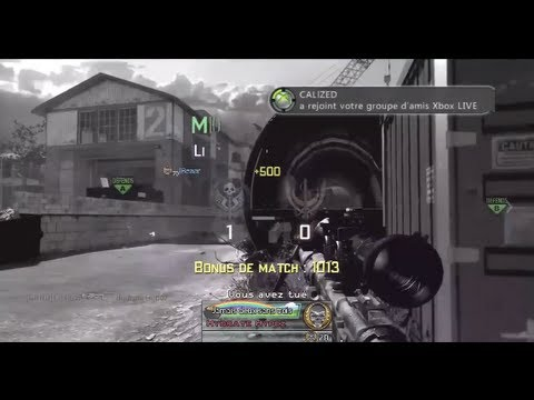 NEW TRICKSHOT Tutorial (MW2)