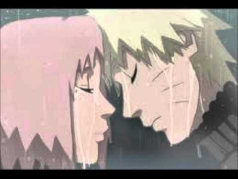 NARUTO X SAKURA KISS THE GIRL
