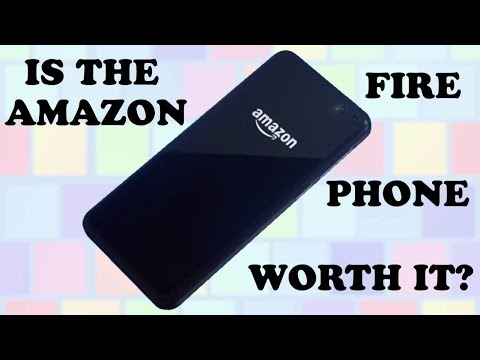 Amazon Fire Phone | Is Amazon Fire Phone Worth It?