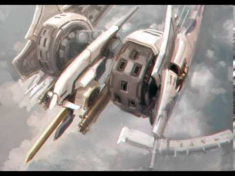 Carbohydrom - Antimatter Ikaruga First Stage