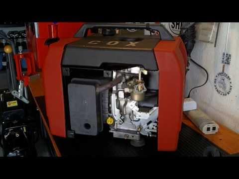 Coleman Generator Maintenance 1850 Powermate