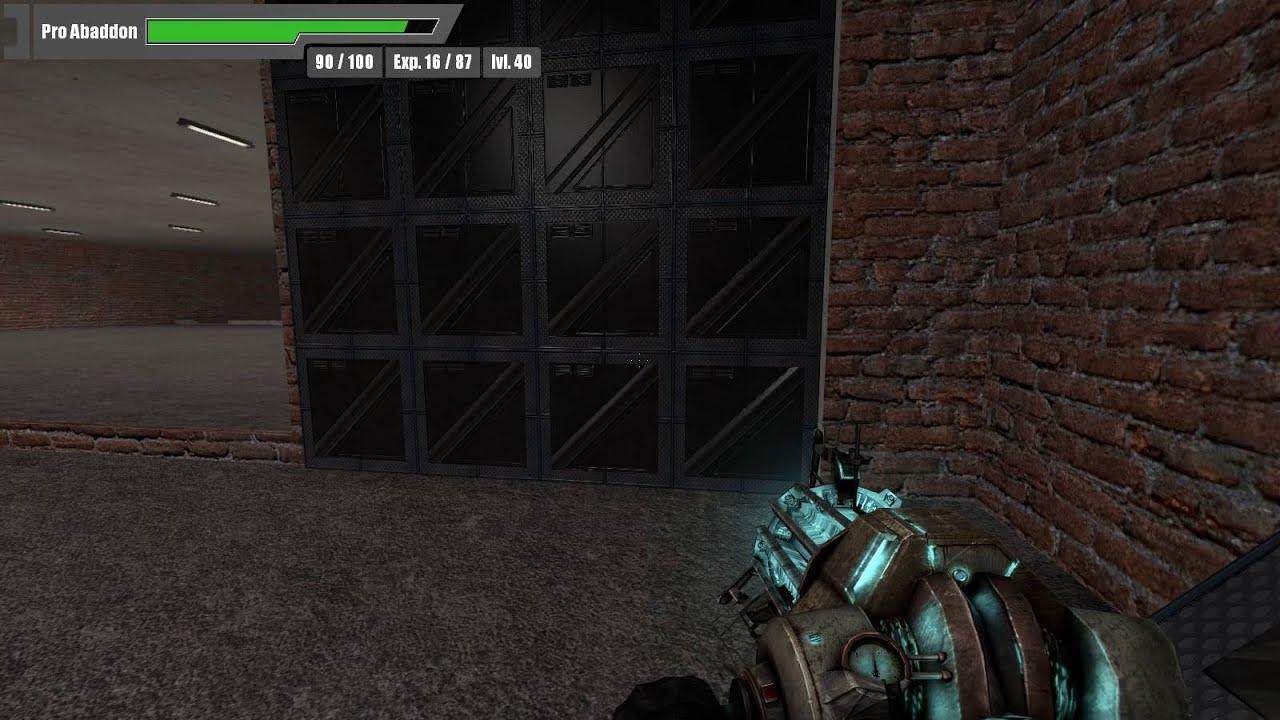 Как сделать дверь с кодовым замком с модом